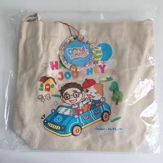 100% New 單揹 手提 環保袋
