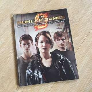 The Hunger Games Movie Book