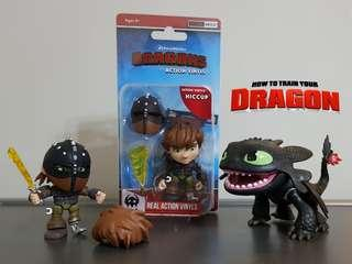 Hiccup - The Loyal Subjects - How To Train Your Dragon - Articulated Figure