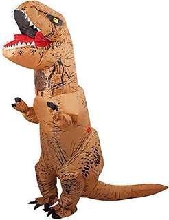 T-Rex Dinosaur Costume suit