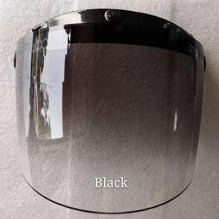 [Pre-Order] Visor Helmet 2 Tone Mix Blue Purple Black Smoke Yellow