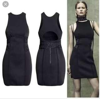 Alexander Wang x H&M Scuba Dress (S)