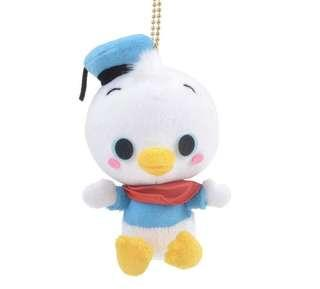 Disney Donald Duck key chain 公仔吊飾