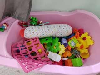 Bath tub for babies