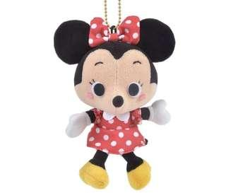Disney Minnie Mouse Key Chain 公仔吊飾