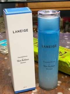 Laneige Essential power skin refiner moisture 200ml 深層水潤細膚水