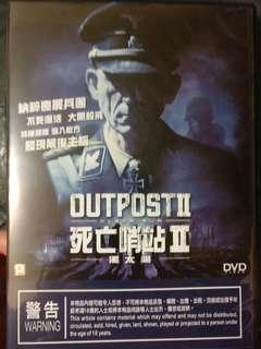 Outpost 2 dvd 死亡哨站2黑太陽