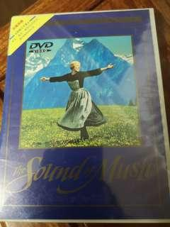 The song of music仙樂飄飄處處聞DVD