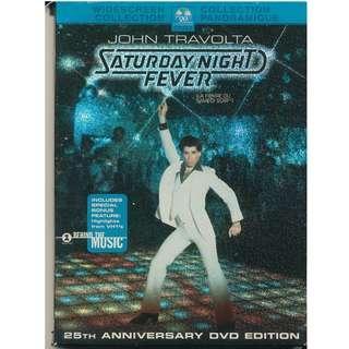 Saturday Night Fever (CODE 1 DVD)