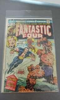 Fantastic Four # 147 marvel bronze age comic