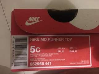 Nike Kids Shoe Size 5c