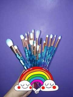 20PCS Rainbow Brush Set
