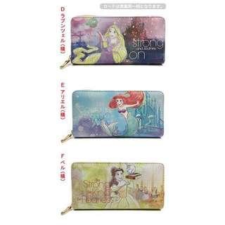 Disney Princess Wallets