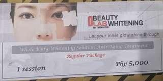 RUSH SALE!!! Beauty Lab Whitening