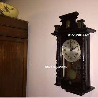 Jam Dinding Gold Cup Brand (Vintage Wall Clock), not seiko citizen
