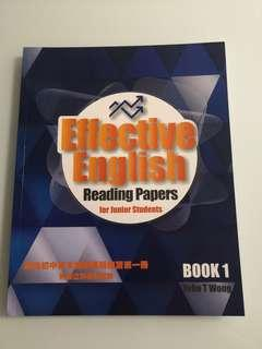 Effective English Reading Papers