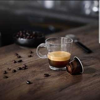 (BN) Nespresso View Collection Espresso Set