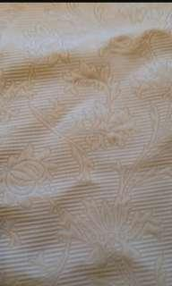 Ikea new anita white curtain