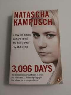 Natascha Kampusch 3096 days