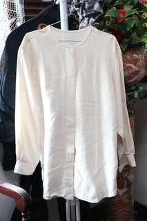 White long blouse