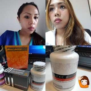 Luxxe White- Enhanced Glutathione( Whitens Skin, Liver Cleansing, Tighten Pores