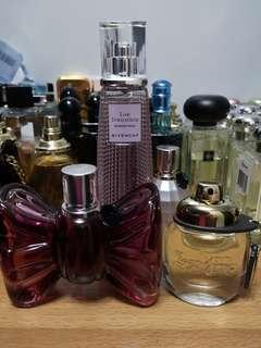 3 Perfume Combo (Givenchy, Coach, and Bonbon)