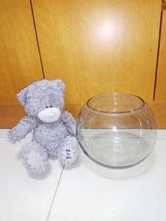 圓型魚缸•Round fish tank