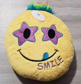 BN Smile cushion | gift | reminder to smile every moment