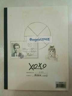 [WTS] EXO XOXO Album (Chinese Ver)