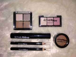 Eye Makeup Product Bundle
