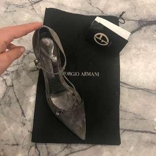 Giorgio Armani Shoes worth $1200