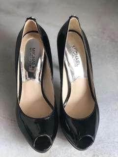 Authentic MK Woman black heel