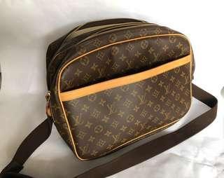 Authentic LV Men Reporter GM Messenger Shoulder Bag
