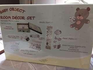 Baby Room Decor Set BB房裝飾