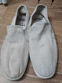 Cotton On Gray Slip on Shoes Size 41