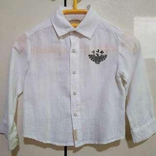 PERIWINKLE Longsleeves for Boys 2Y Excellent Off White