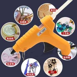 🚚 RDEER Hot Glue Gun with 2 Glue Sticks 40W