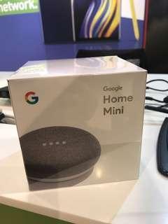 Google Mini Home Speaker