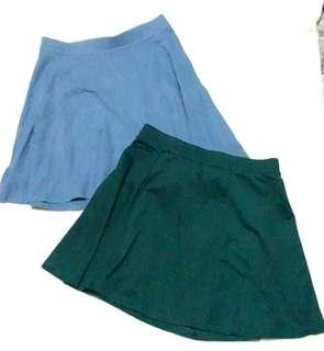 Forever 21 & Calliope skirts bundle