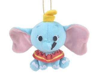 Disney Dumbo Key Chain 小飛象公仔吊飾