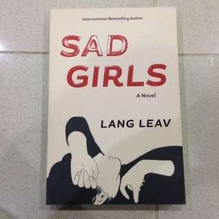 Sad girls novel