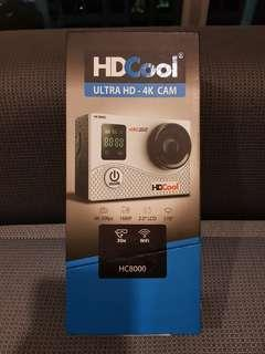 HDCool ultra HD 4K Cam Action Camera