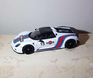 Autoart 1 18 Porsche Martini