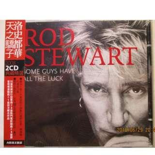 🚚 Rod Stewart精選2CDs(全新未拆)I don't wanna talk about it.Sailing