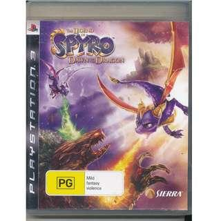 PS3 - The Legend of Spyro - Dawn of the Dragon