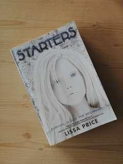 STARTERS by: Lissa Price