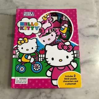 🚚 Hello Kitty Blocks and Book