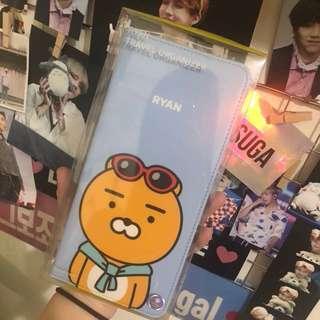🚚 韓國正品 kakao Ryan護照夾
