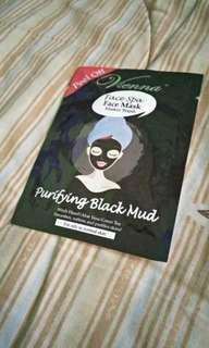 Vienna Face Spa Mask Purifying Black Mud