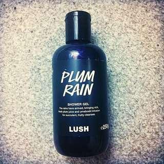 Plum Rain Shower Gel